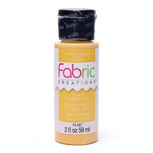Fabric Creations™ Stempelfarbe, 59 ml, marigold