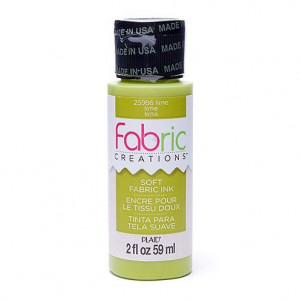 Fabric Creations™ Stempelfarbe, 59 ml, lime